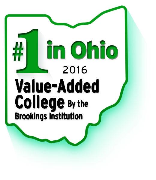 1 in Ohio Kettering College