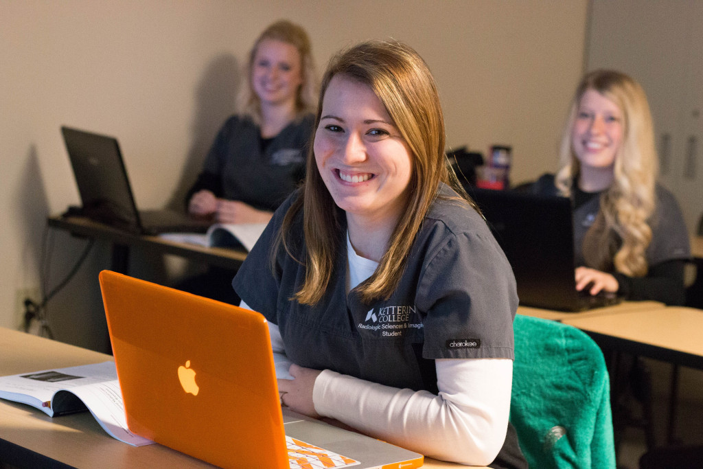 Photo: New MRI simulator software builds confidence and clinical skills for students at Kettering College