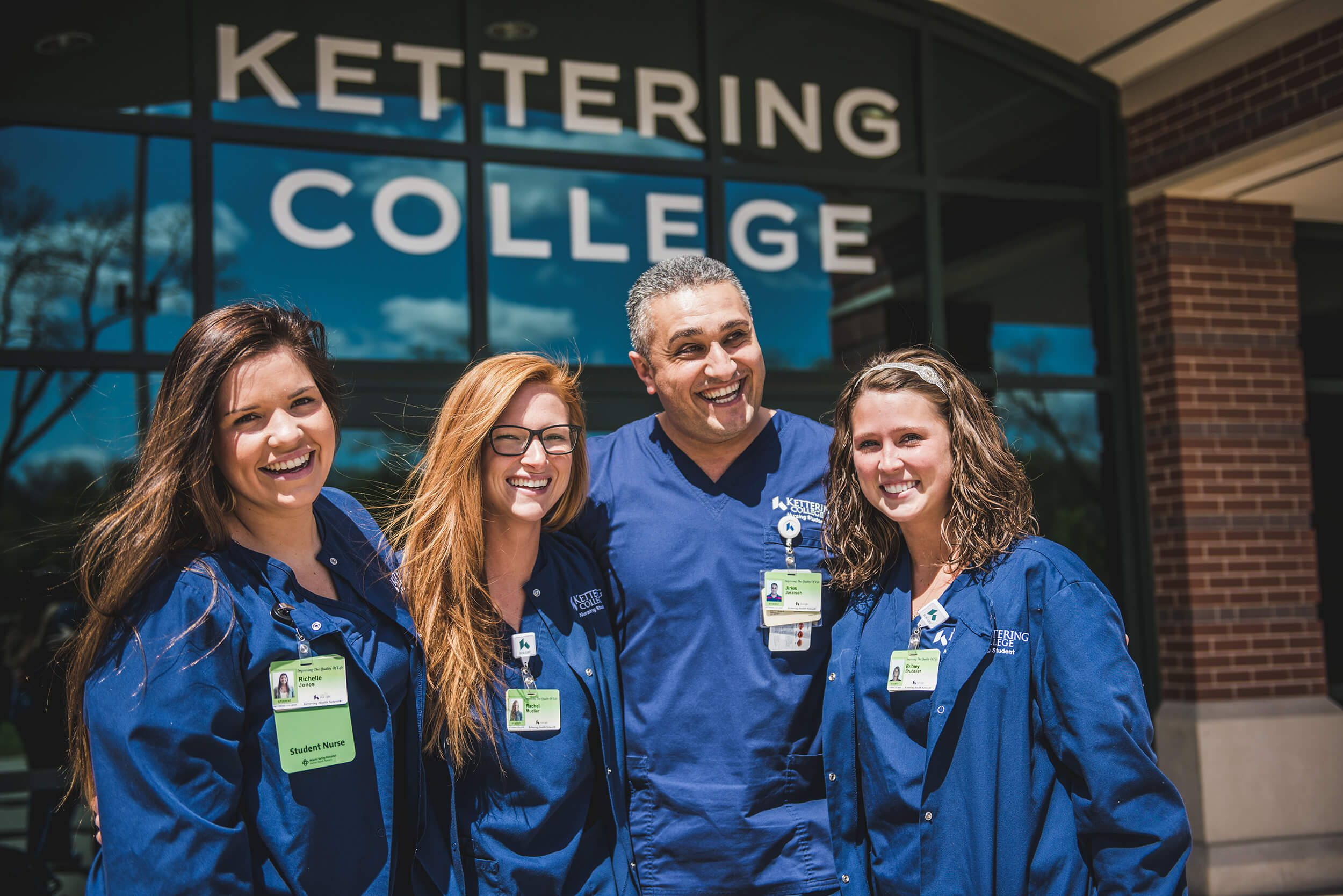 Students interested in the nursing program at Kettering College now have two options for admissions entry points: fall and winter semesters beginning in January 2020