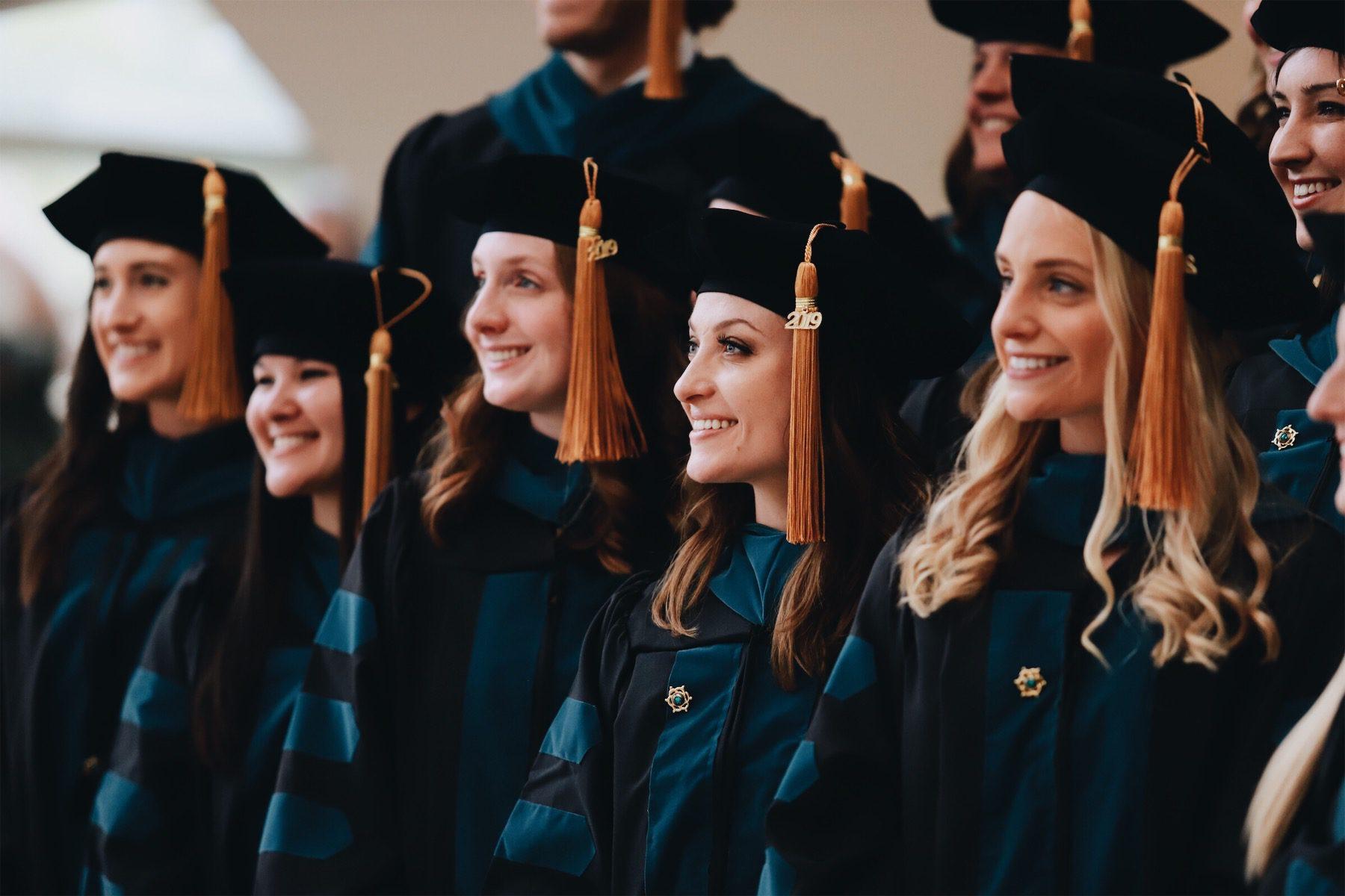 Kettering College graduates