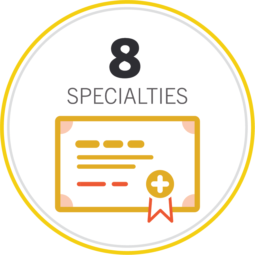 8-specialties