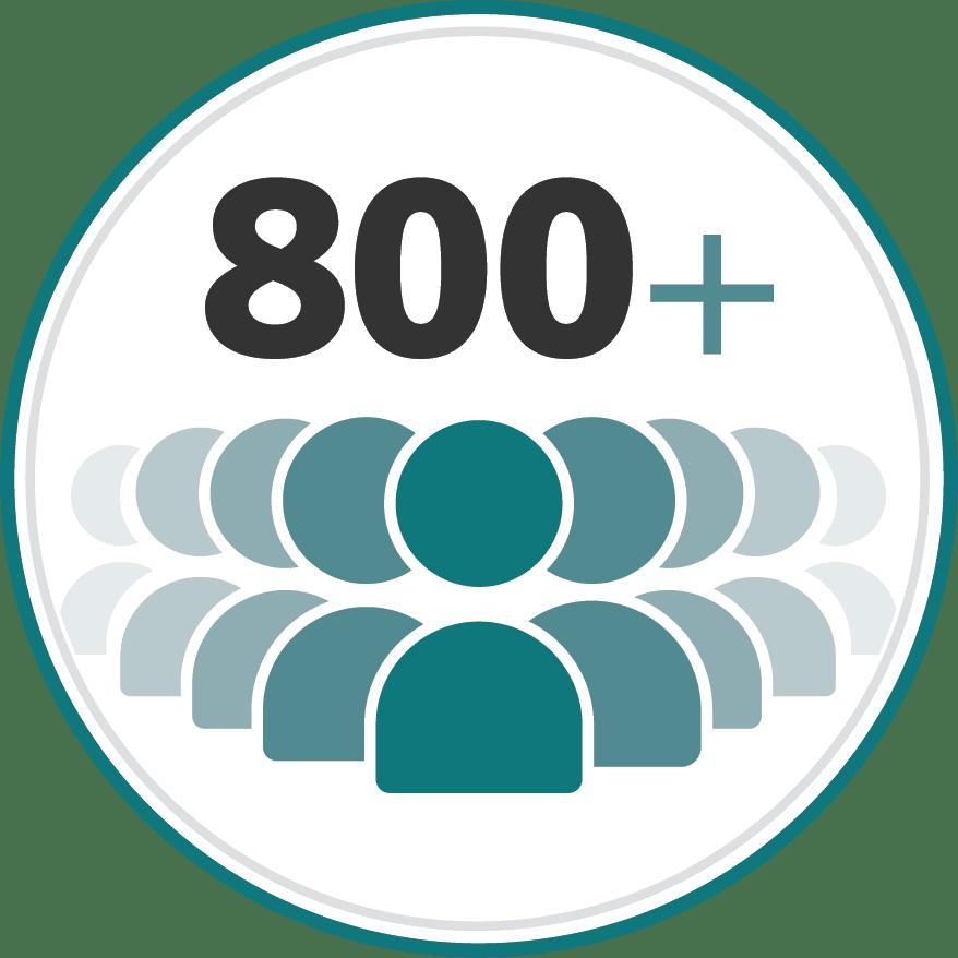 800students